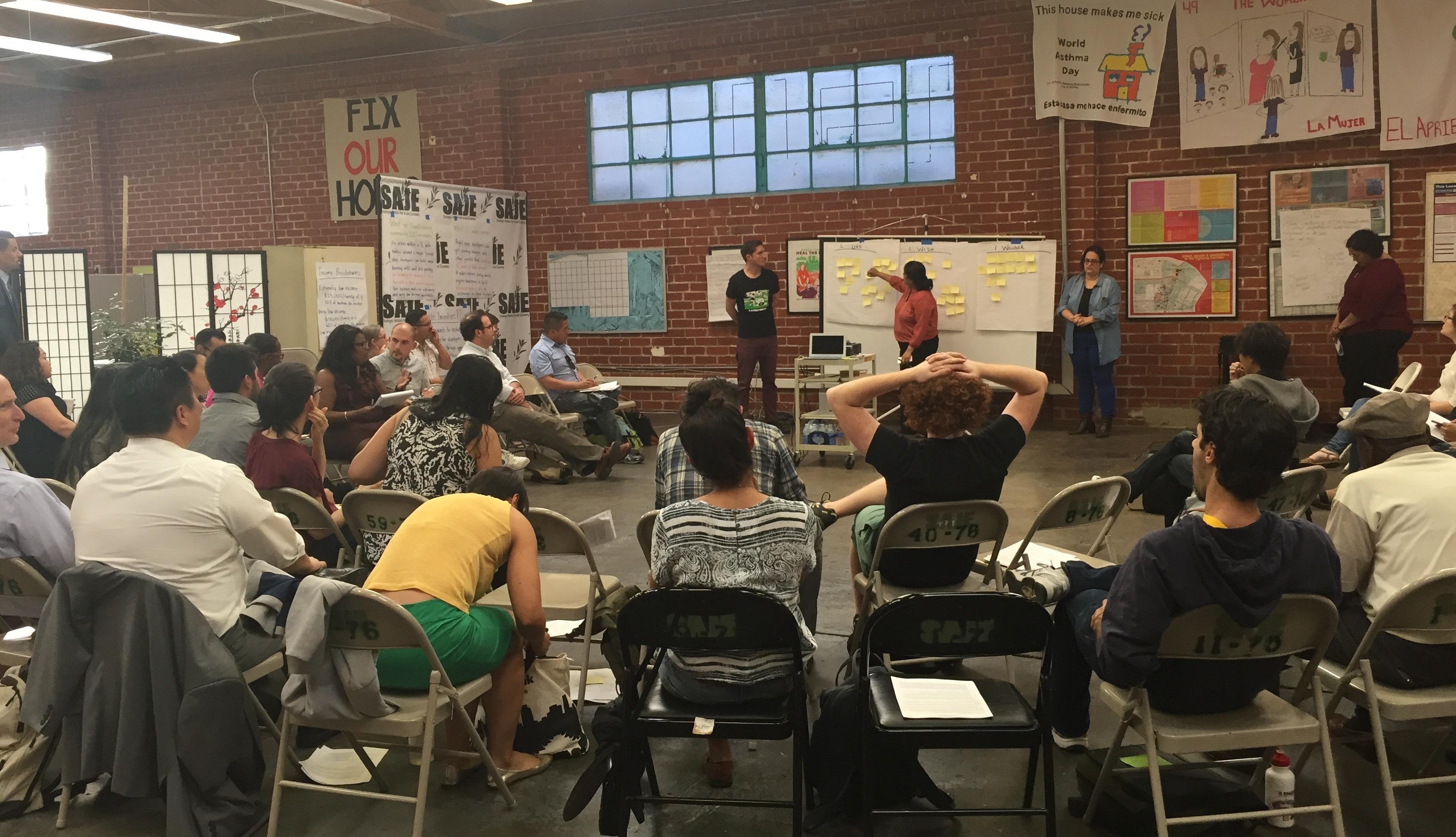 LA Photo 1-Planning Meeting