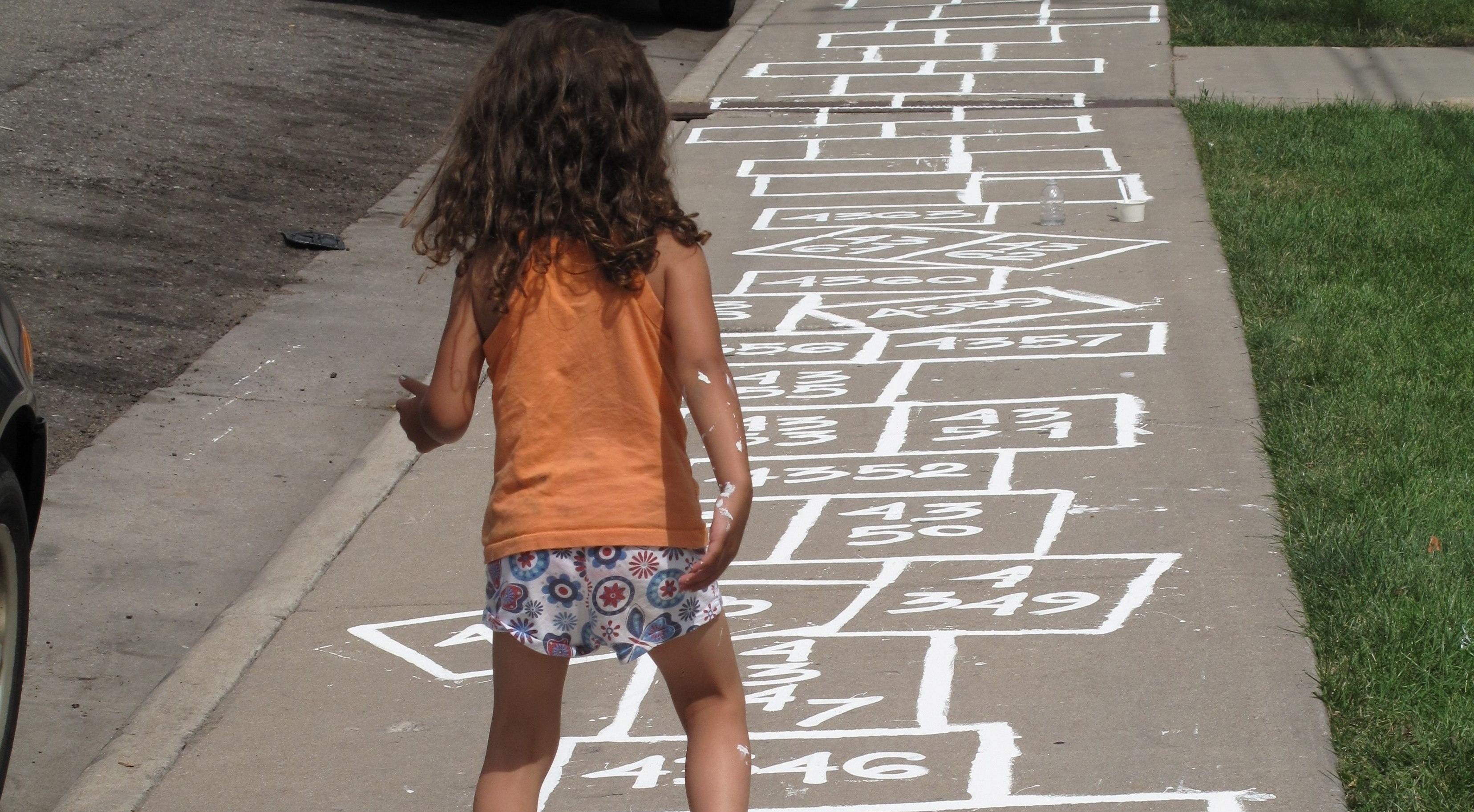 Place and Art – Hopscotch Sun Valley